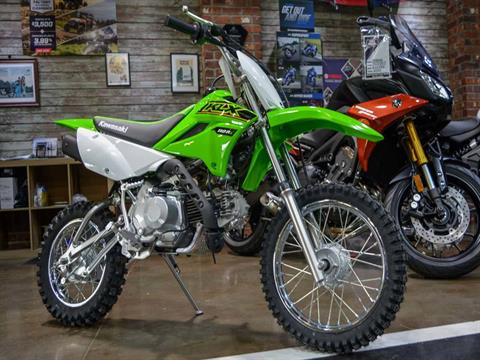 2021 Kawasaki KLX 140R L in Clearwater, Florida - Photo 17