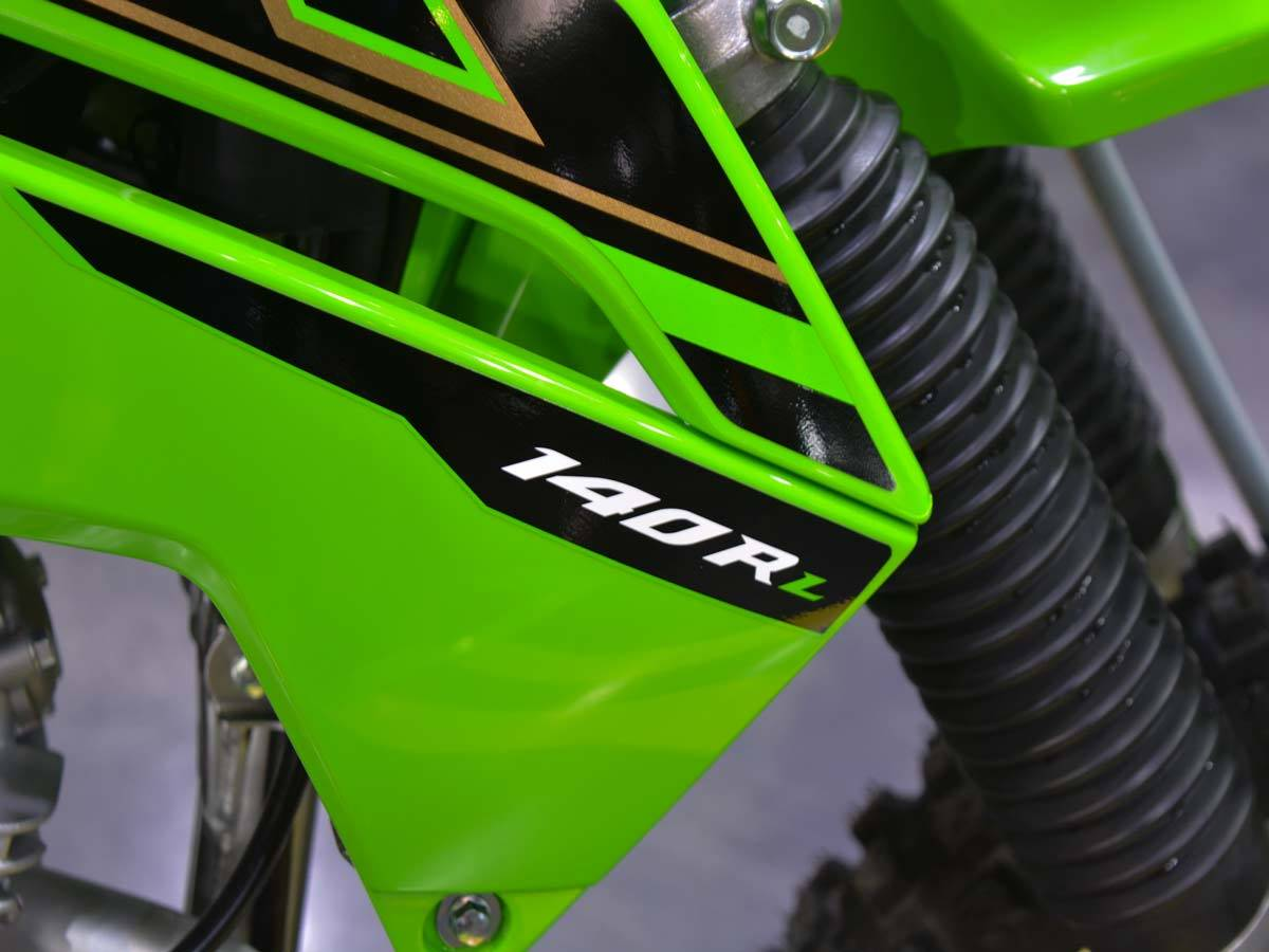 2021 Kawasaki KLX 140R L in Clearwater, Florida - Photo 20