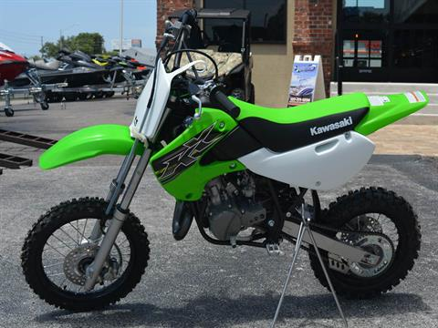 2019 Kawasaki KX 65 in Clearwater, Florida - Photo 1