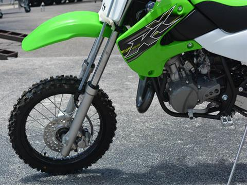 2019 Kawasaki KX 65 in Clearwater, Florida - Photo 4