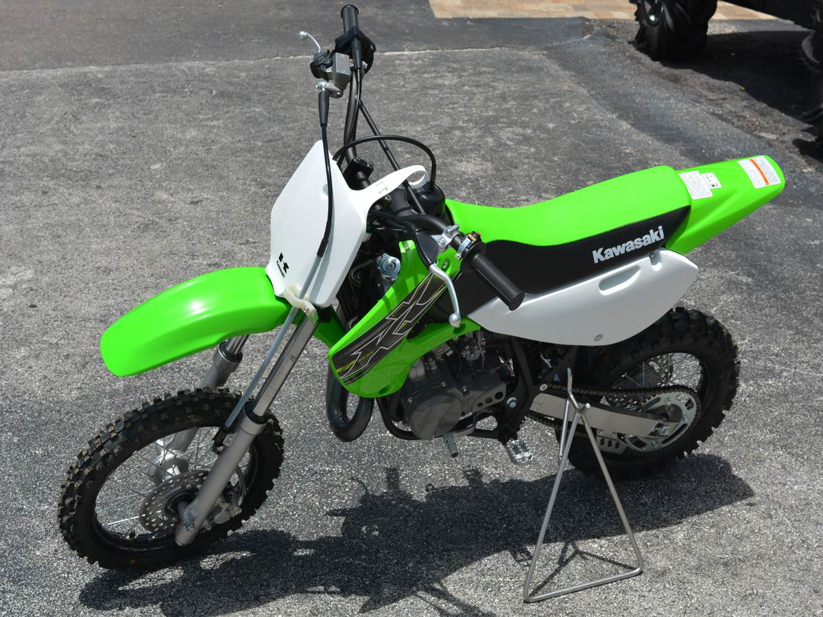 2019 Kawasaki KX 65 in Clearwater, Florida - Photo 7
