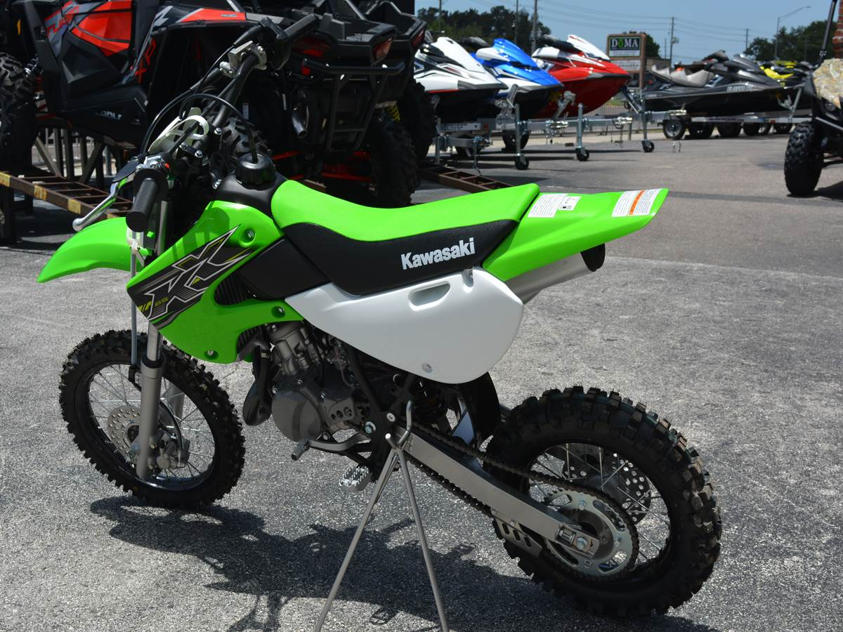 2019 Kawasaki KX 65 in Clearwater, Florida - Photo 8