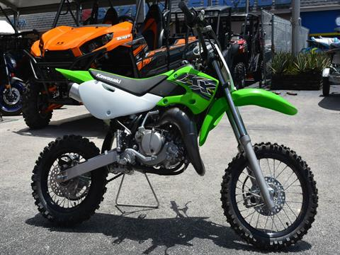 2019 Kawasaki KX 65 in Clearwater, Florida - Photo 13