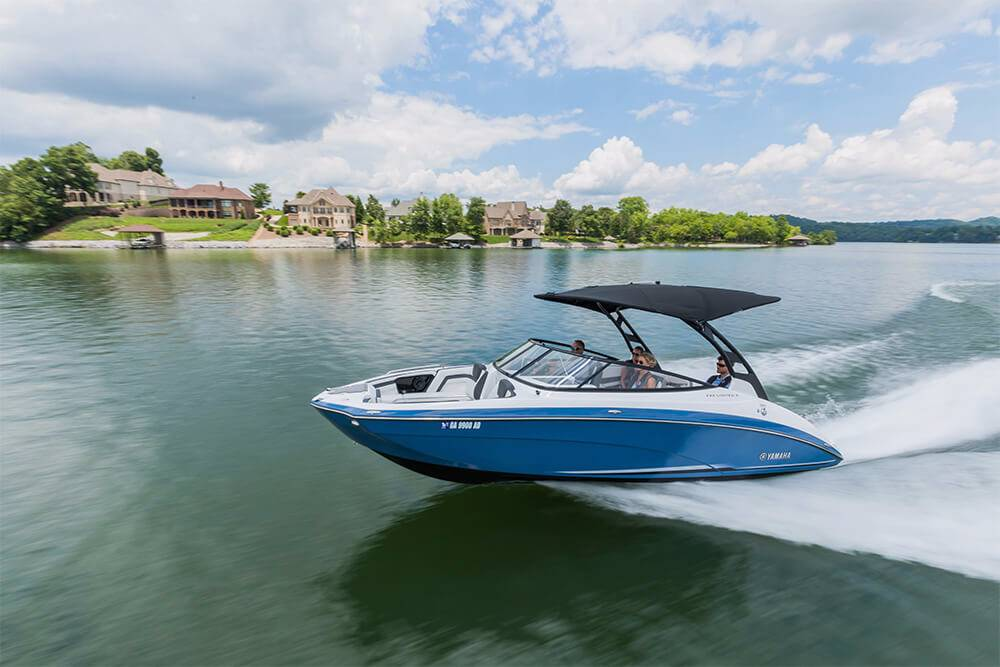 2018 Yamaha 242 Limited S E-Series in Clearwater, Florida