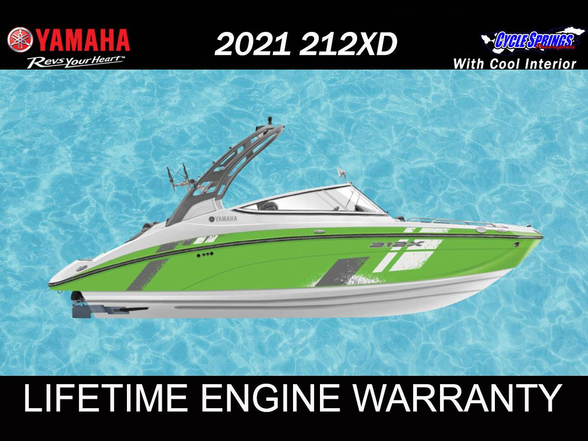 2021 Yamaha 212XD in Clearwater, Florida - Photo 1