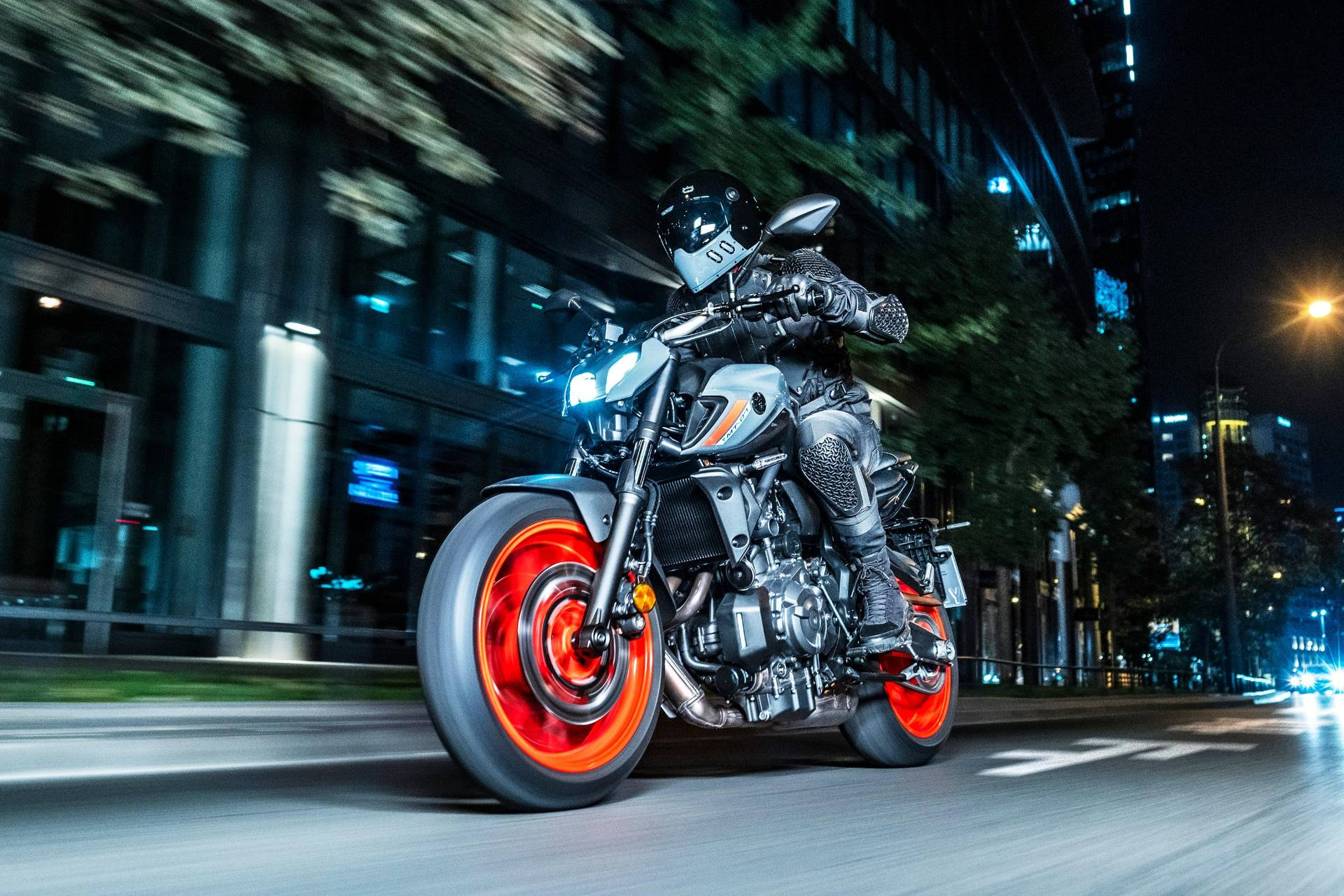 2021 Yamaha MT-07 in Clearwater, Florida - Photo 5