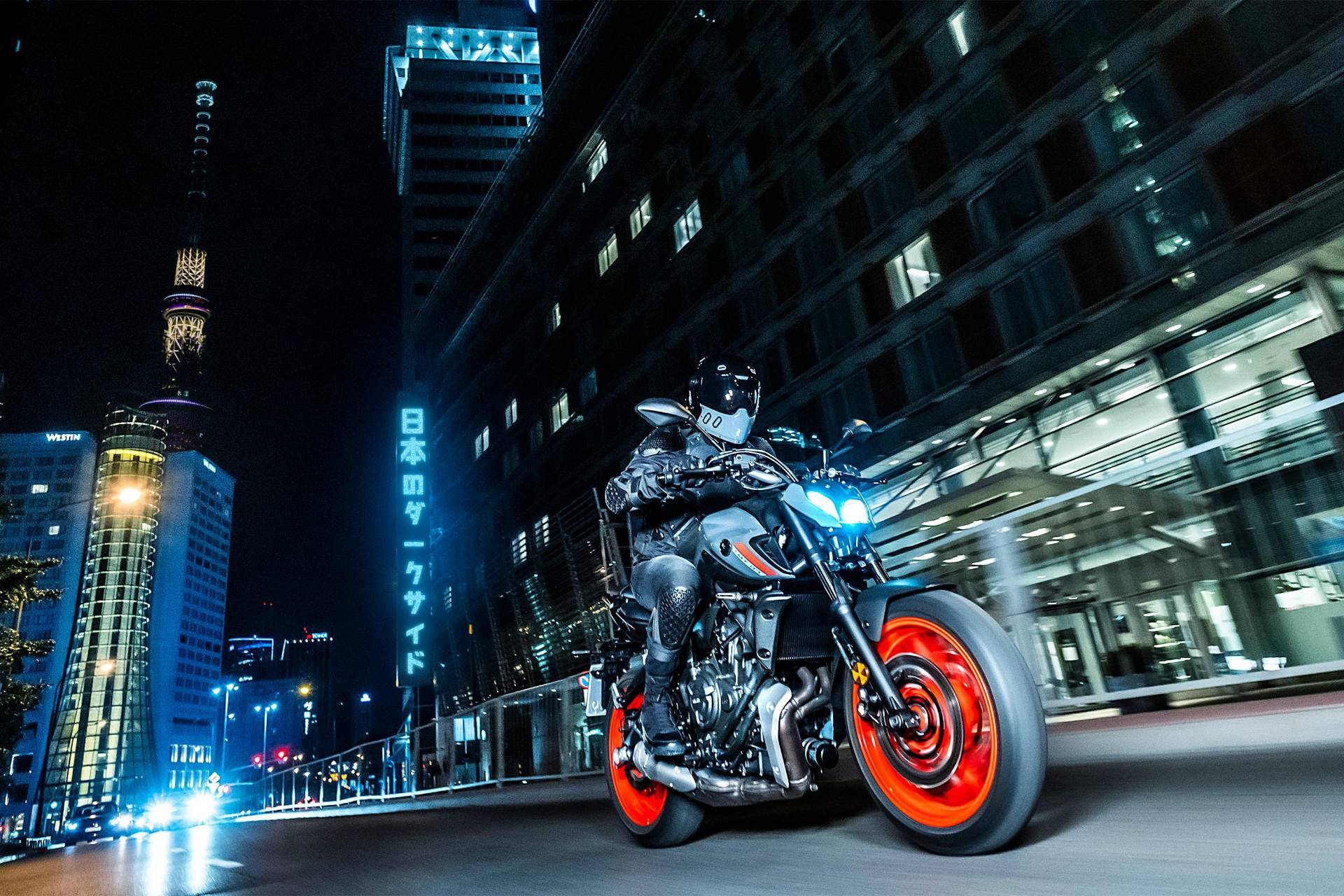 2021 Yamaha MT-07 in Clearwater, Florida - Photo 8