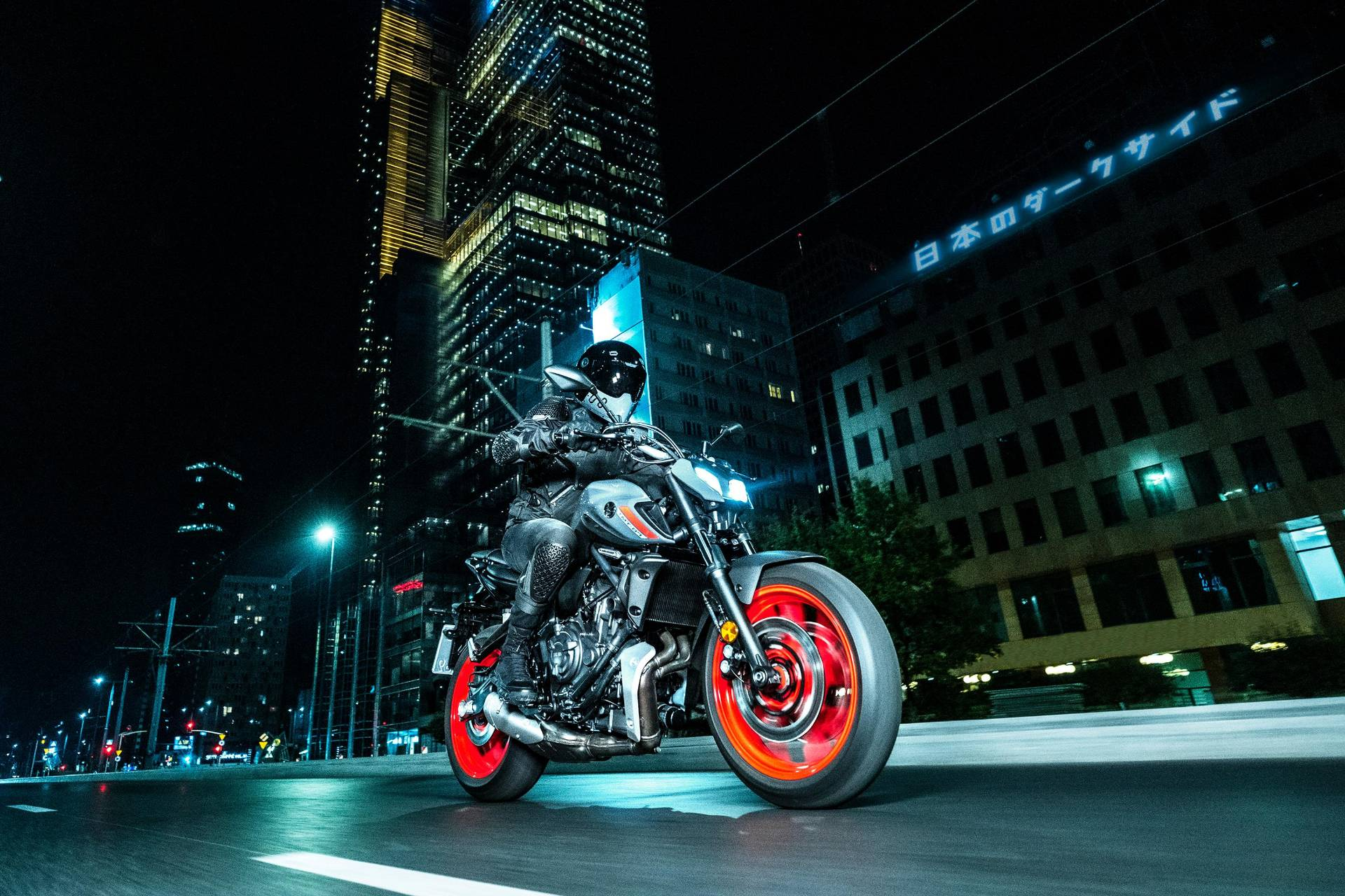 2021 Yamaha MT-07 in Clearwater, Florida - Photo 9