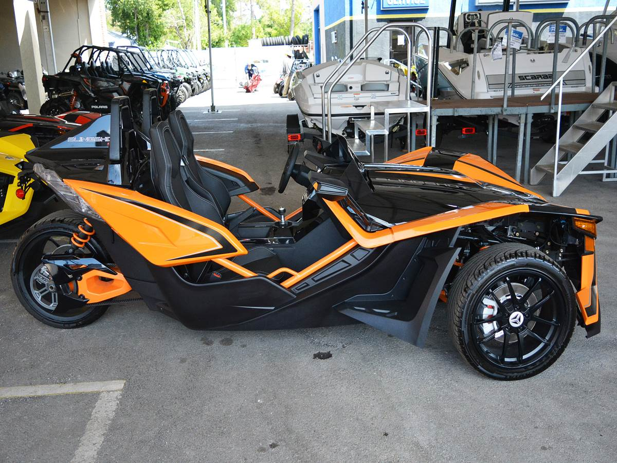 2019 Slingshot Slingshot SLR in Clearwater, Florida - Photo 2
