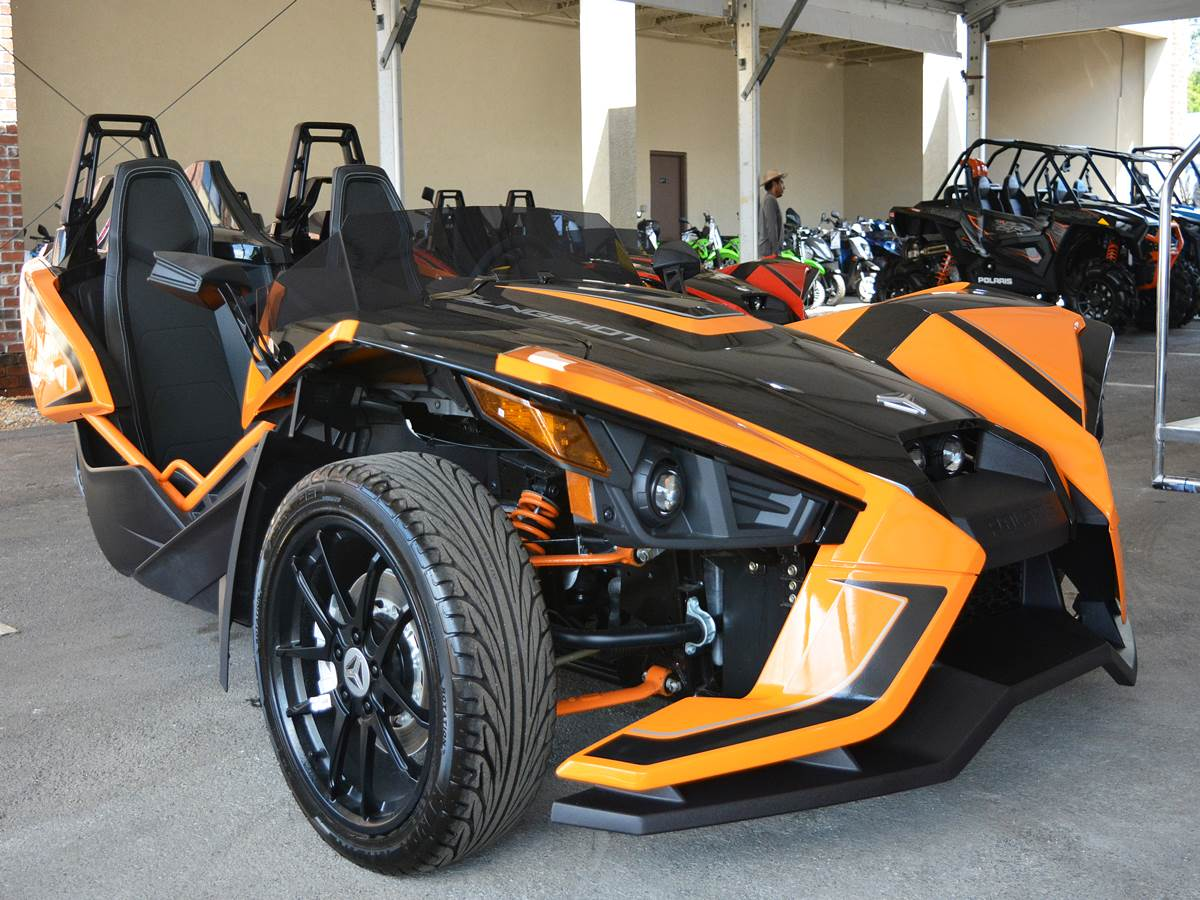 2019 Slingshot Slingshot SLR in Clearwater, Florida - Photo 7