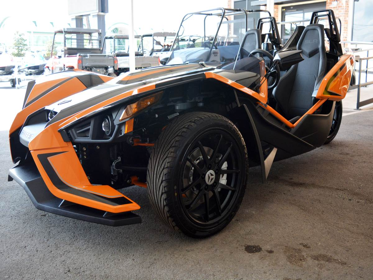 2019 Slingshot Slingshot SLR in Clearwater, Florida - Photo 11