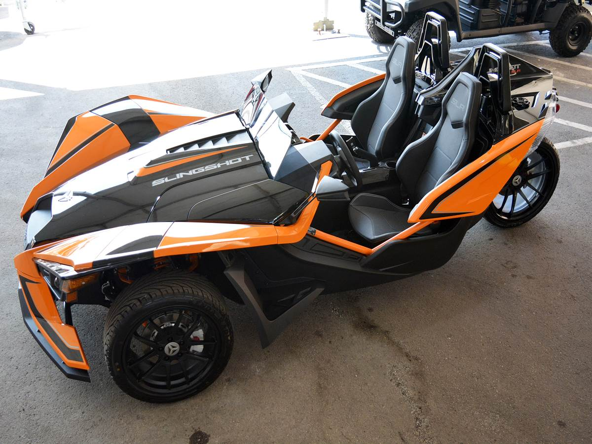 2019 Slingshot Slingshot SLR in Clearwater, Florida - Photo 13