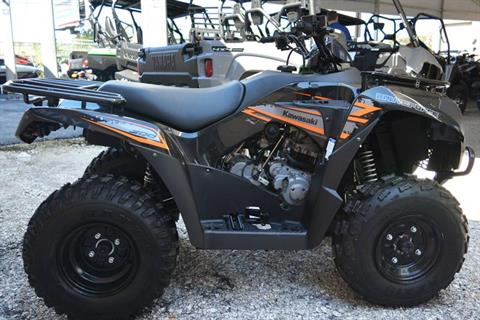2018 Kawasaki Brute Force 300 in Clearwater, Florida
