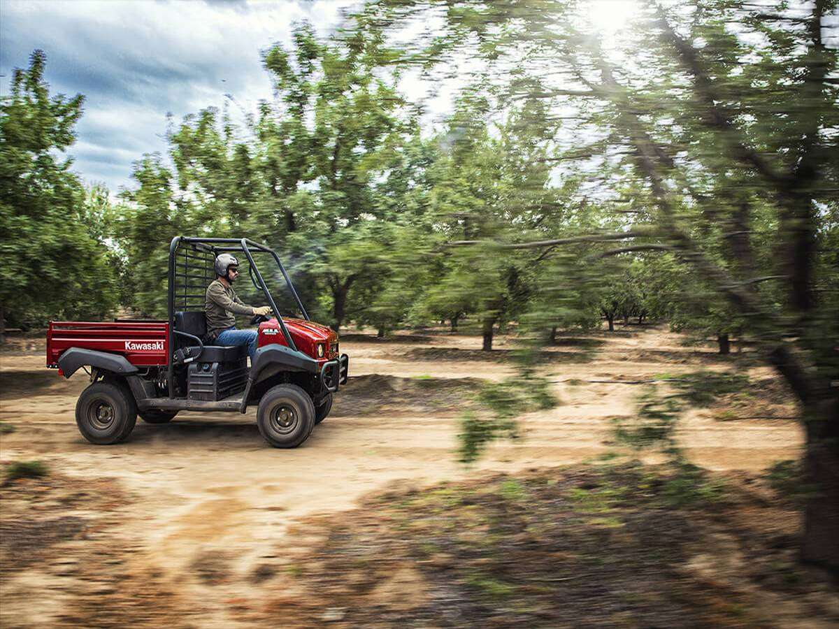 2021 Kawasaki Mule 4000 in Clearwater, Florida - Photo 9