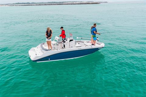 2019 Yamaha 190 FSH Deluxe in Clearwater, Florida