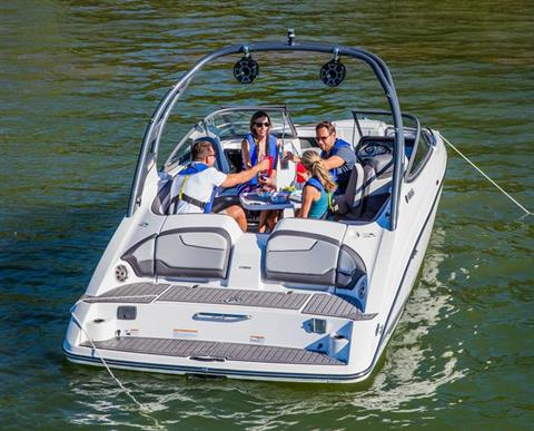 2017 Yamaha 212 Limited S in Clearwater, Florida