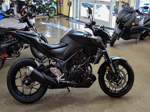 2021 Yamaha MT-03 in Clearwater, Florida - Photo 1