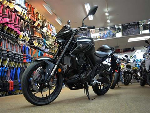 2021 Yamaha MT-03 in Clearwater, Florida - Photo 16