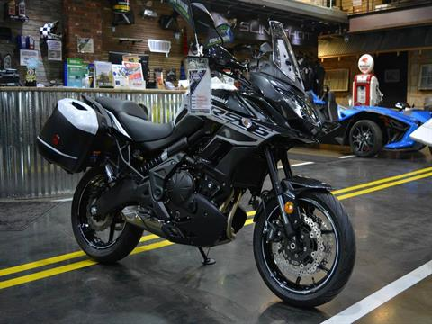 2020 Kawasaki Versys 650 LT in Clearwater, Florida - Photo 9