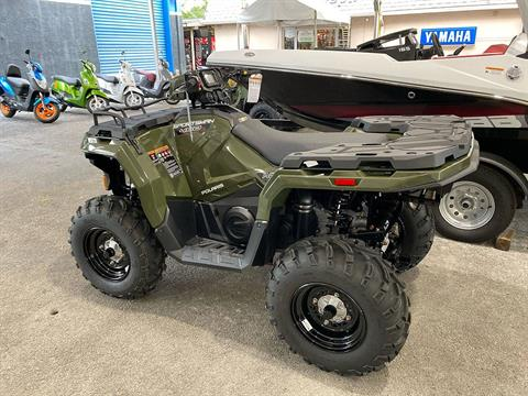 2021 Polaris Sportsman 450 H.O. in Clearwater, Florida - Photo 2