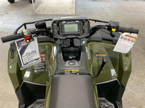 2021 Polaris Sportsman 450 H.O. in Clearwater, Florida - Photo 9