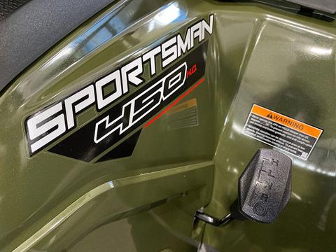 2021 Polaris Sportsman 450 H.O. in Clearwater, Florida - Photo 15