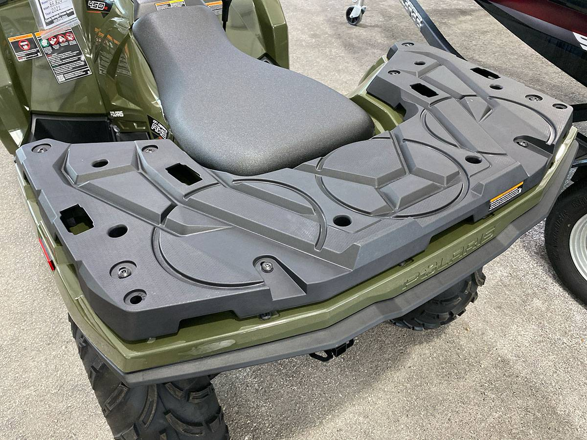 2021 Polaris Sportsman 450 H.O. in Clearwater, Florida - Photo 17