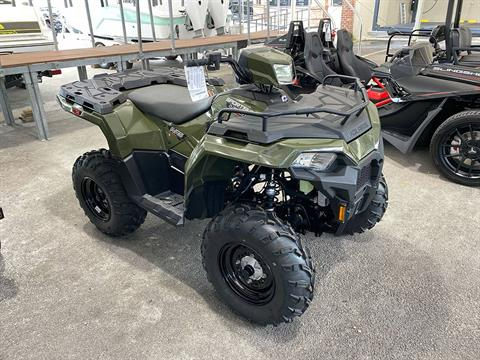 2021 Polaris Sportsman 450 H.O. in Clearwater, Florida - Photo 1