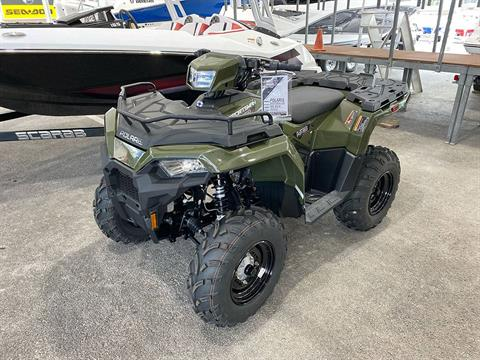 2021 Polaris Sportsman 450 H.O. in Clearwater, Florida - Photo 5
