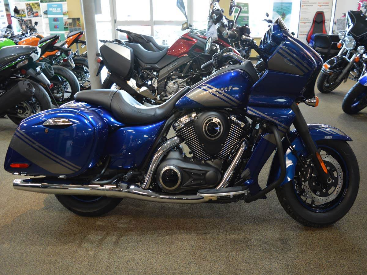 2020 Kawasaki Vulcan 1700 Vaquero ABS in Clearwater, Florida - Photo 4