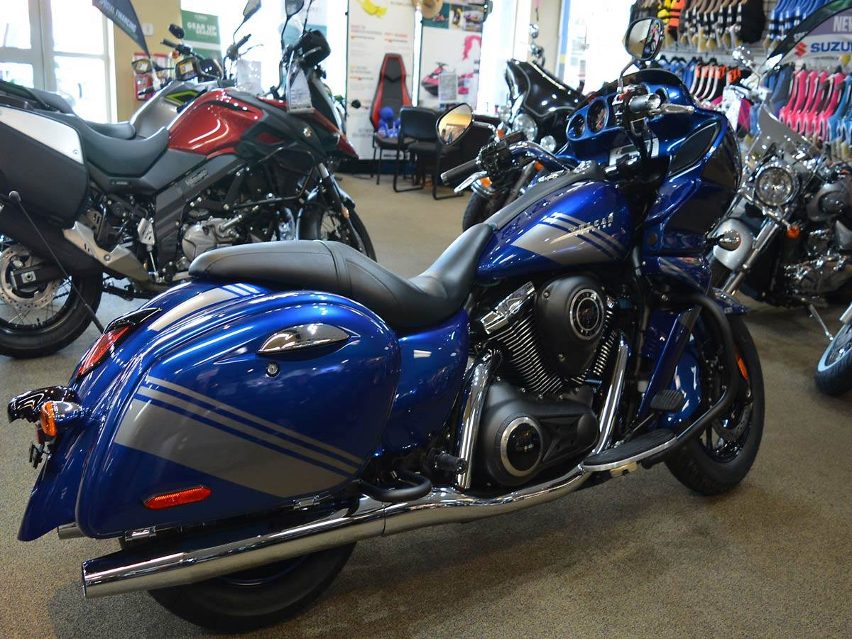 2020 Kawasaki Vulcan 1700 Vaquero ABS in Clearwater, Florida - Photo 6