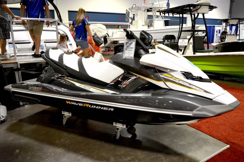 2018 Yamaha FX Cruiser HO in Clearwater, Florida