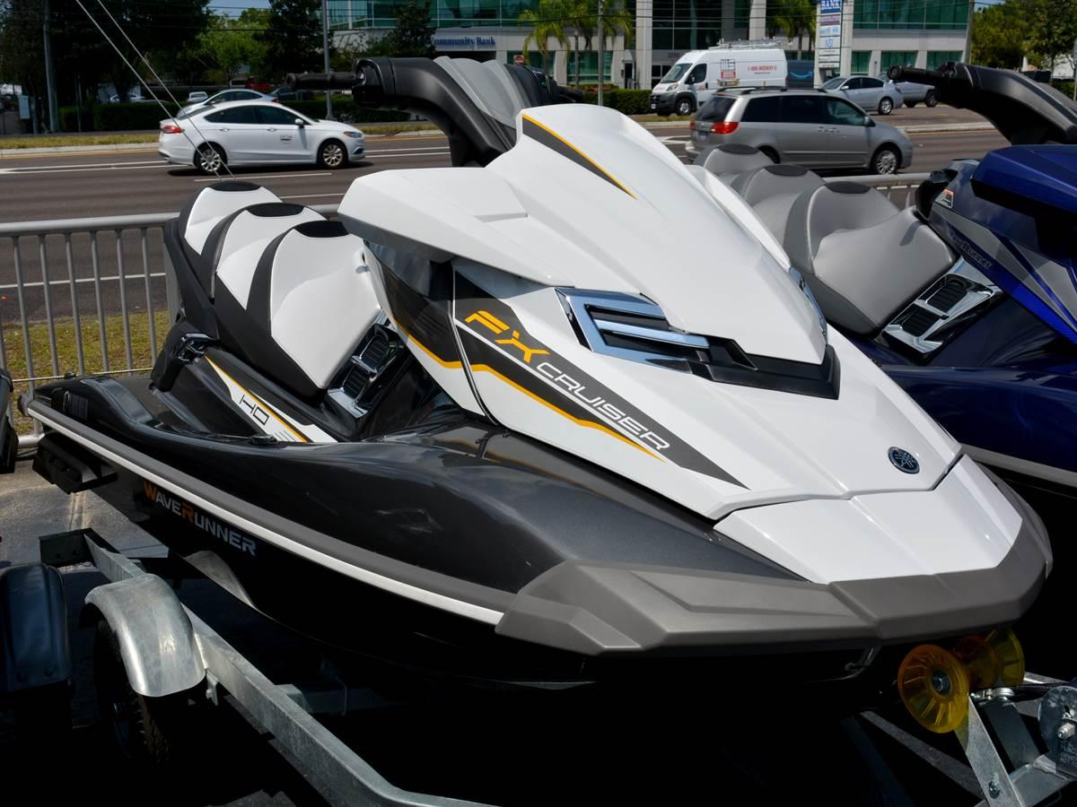 2018 Yamaha FX Cruiser HO for sale 104921