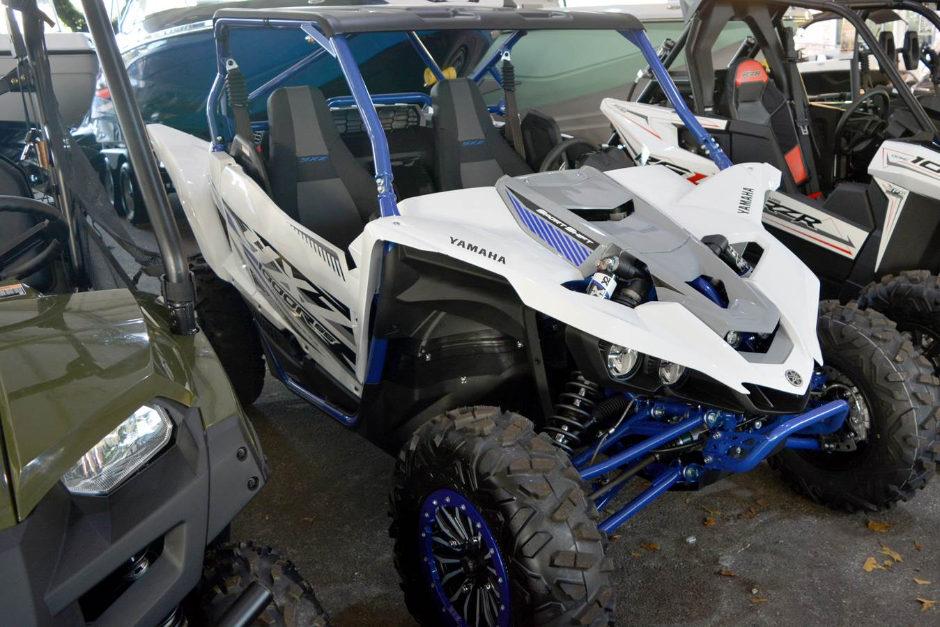 2019 Yamaha YXZ1000R SS SE in Clearwater, Florida