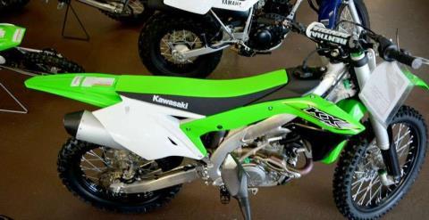 2017 Kawasaki KX450F in Clearwater, Florida