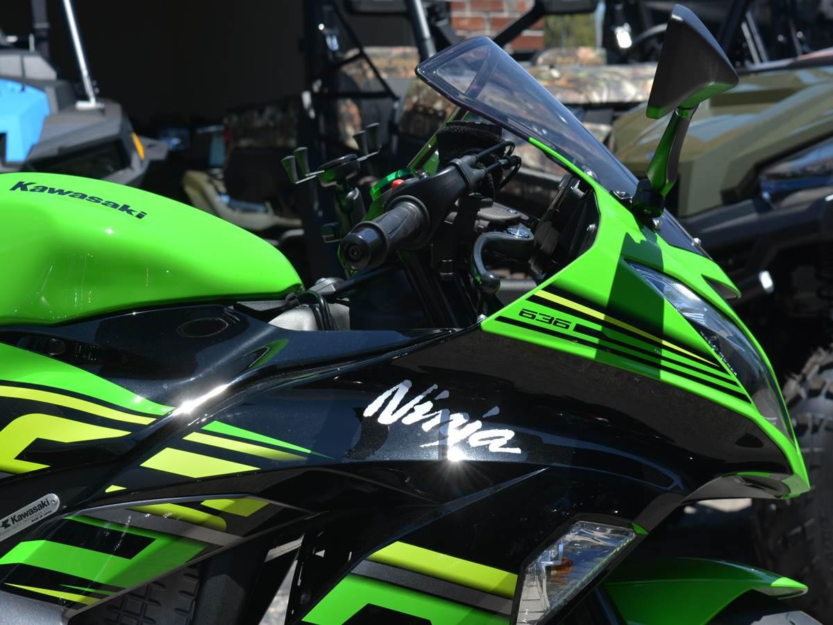 2018 Kawasaki Ninja ZX-6R ABS KRT EDITION 4
