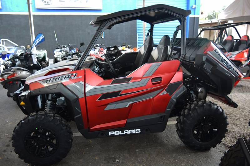 2018 Polaris General 1000 Eps Ride Command Edition In Clearwater Florida