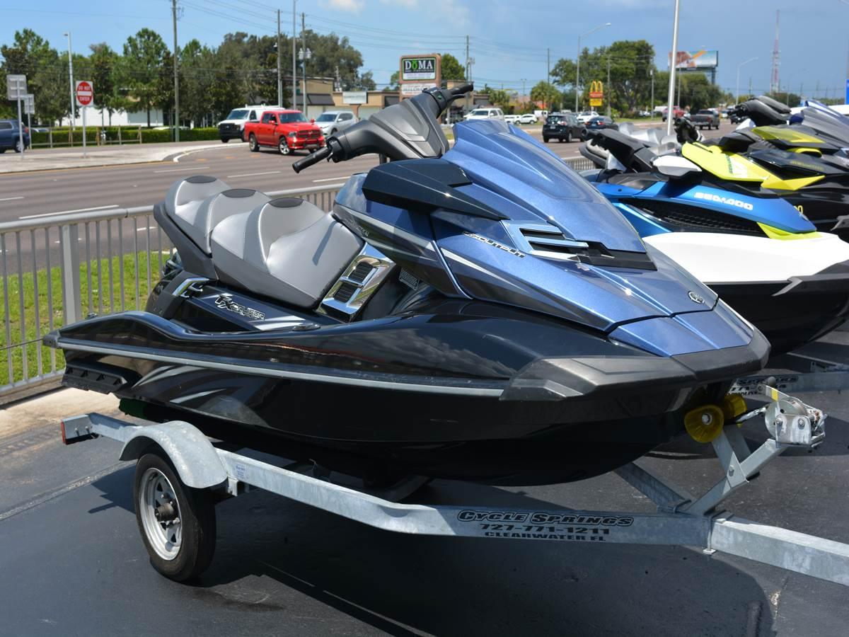 2016 Yamaha FX Cruiser HO for sale 237250