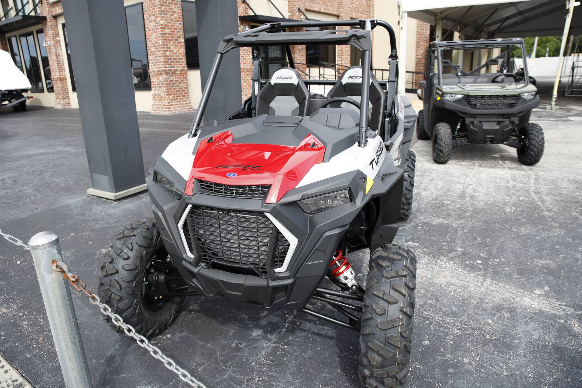 2021 Polaris RZR XP Turbo in Clearwater, Florida - Photo 4