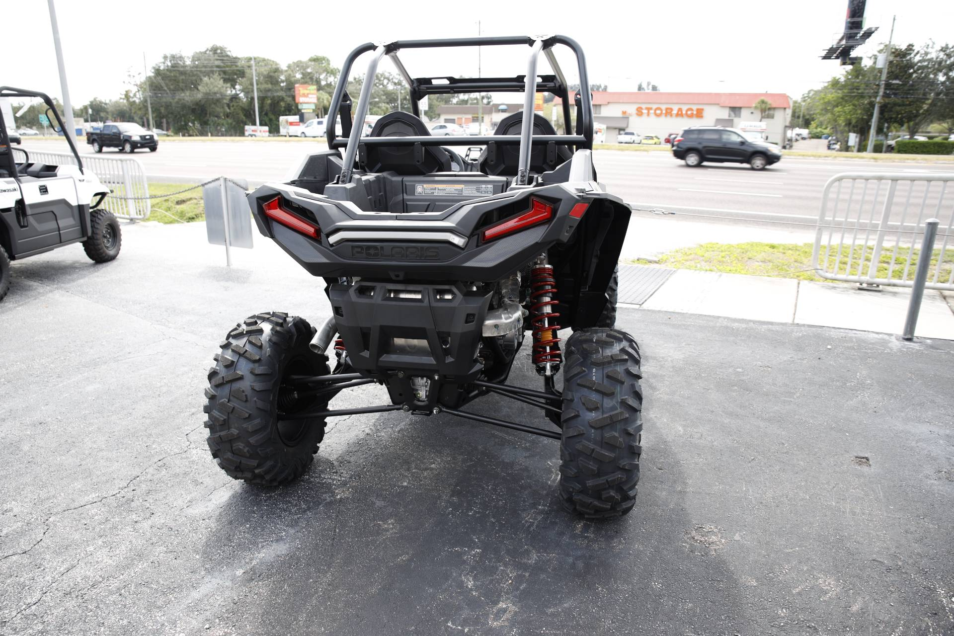 2021 Polaris RZR XP Turbo in Clearwater, Florida - Photo 6