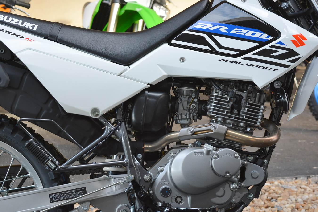 2019 Suzuki DR200S in Clearwater, Florida