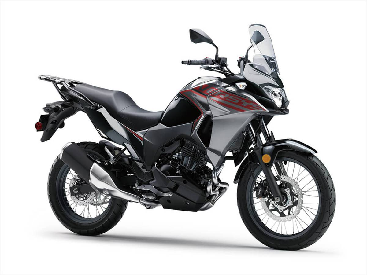 2021 Kawasaki Versys-X 300 ABS in Clearwater, Florida - Photo 2