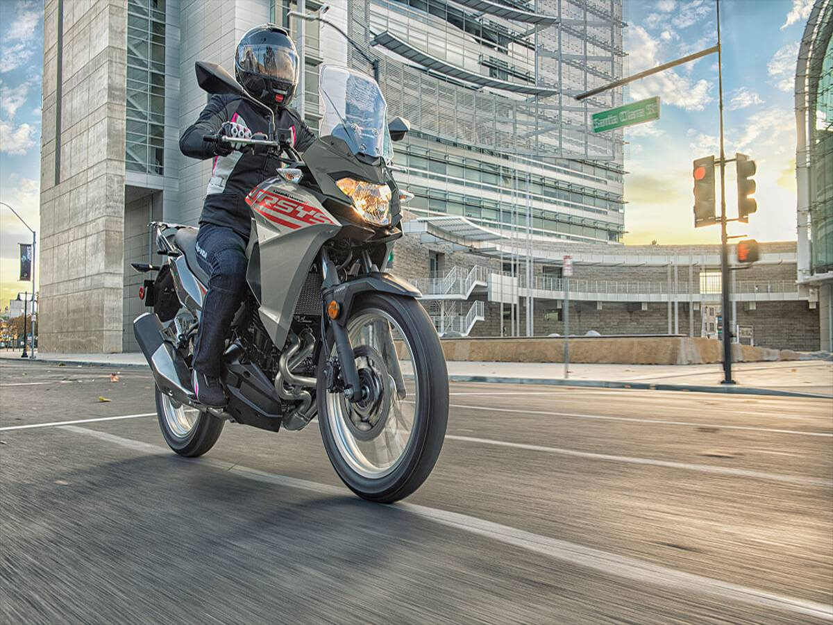 2021 Kawasaki Versys-X 300 ABS in Clearwater, Florida - Photo 6