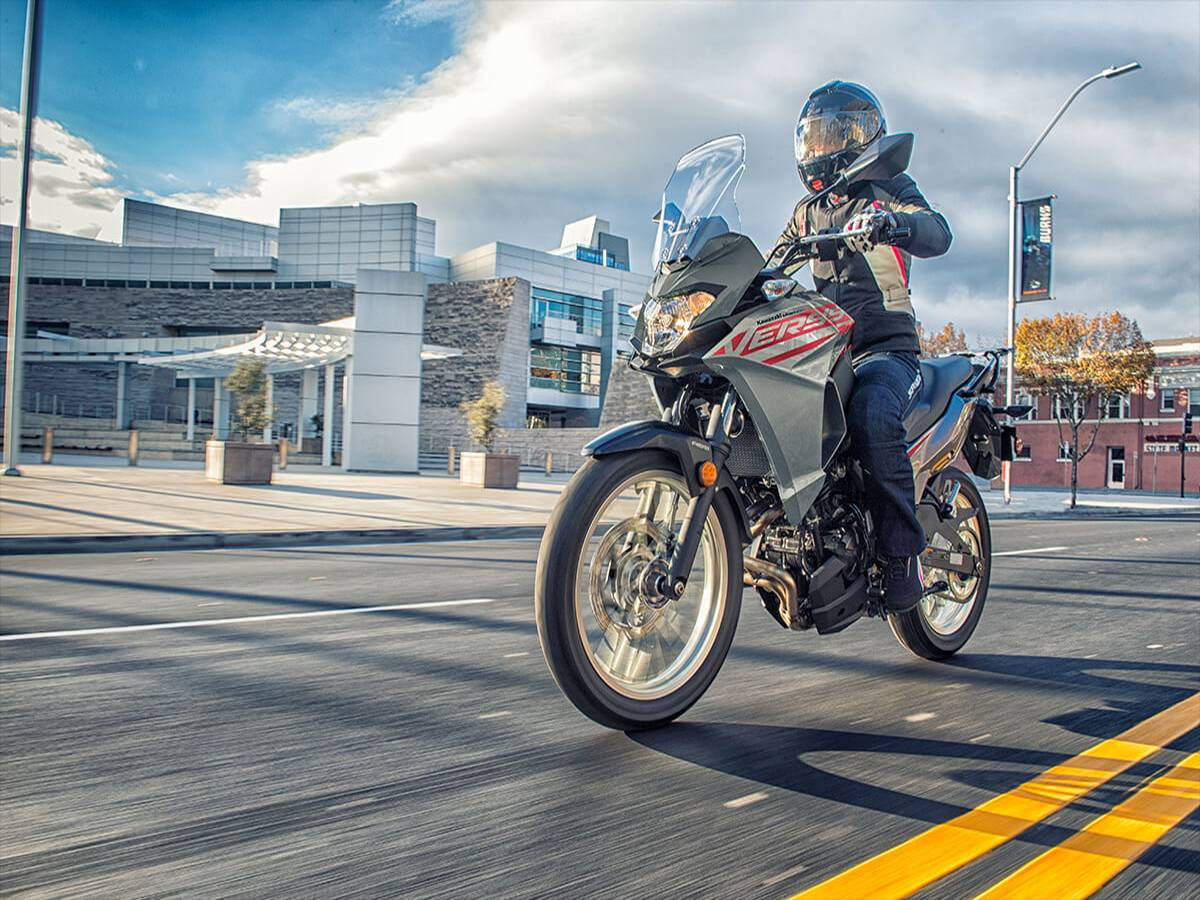 2021 Kawasaki Versys-X 300 ABS in Clearwater, Florida - Photo 7