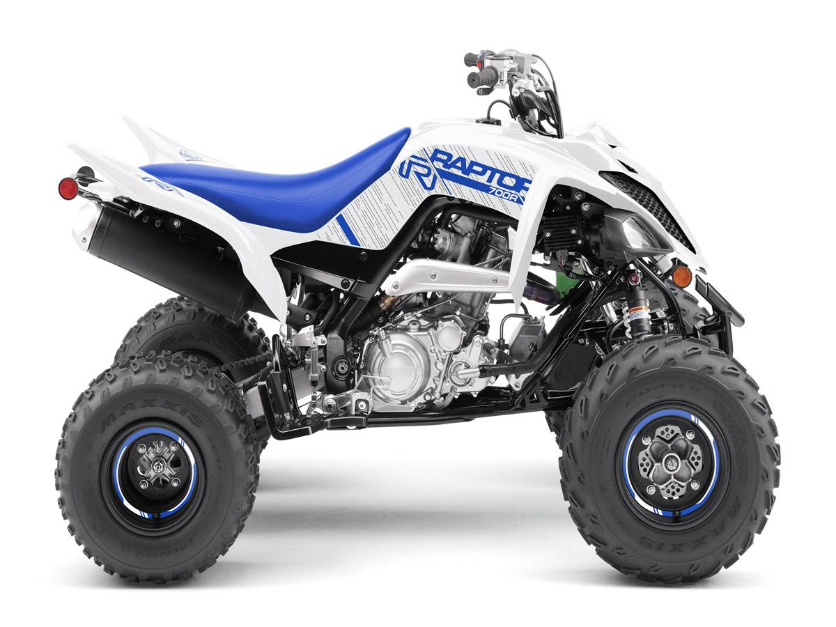 2021 Yamaha RAPTOR 700R SE in Clearwater, Florida - Photo 5