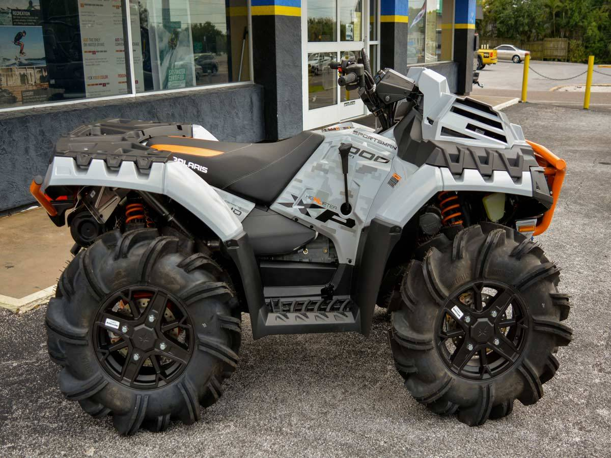 2021 Polaris Sportsman XP 1000 High Lifter Edition in Clearwater, Florida - Photo 2