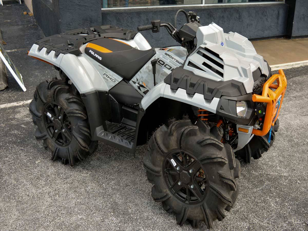 2021 Polaris Sportsman XP 1000 High Lifter Edition in Clearwater, Florida - Photo 10