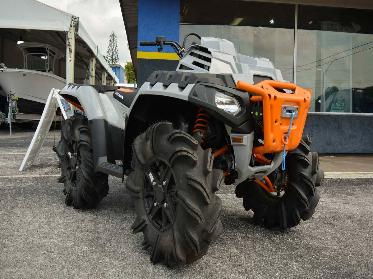 2021 Polaris Sportsman XP 1000 High Lifter Edition in Clearwater, Florida - Photo 11