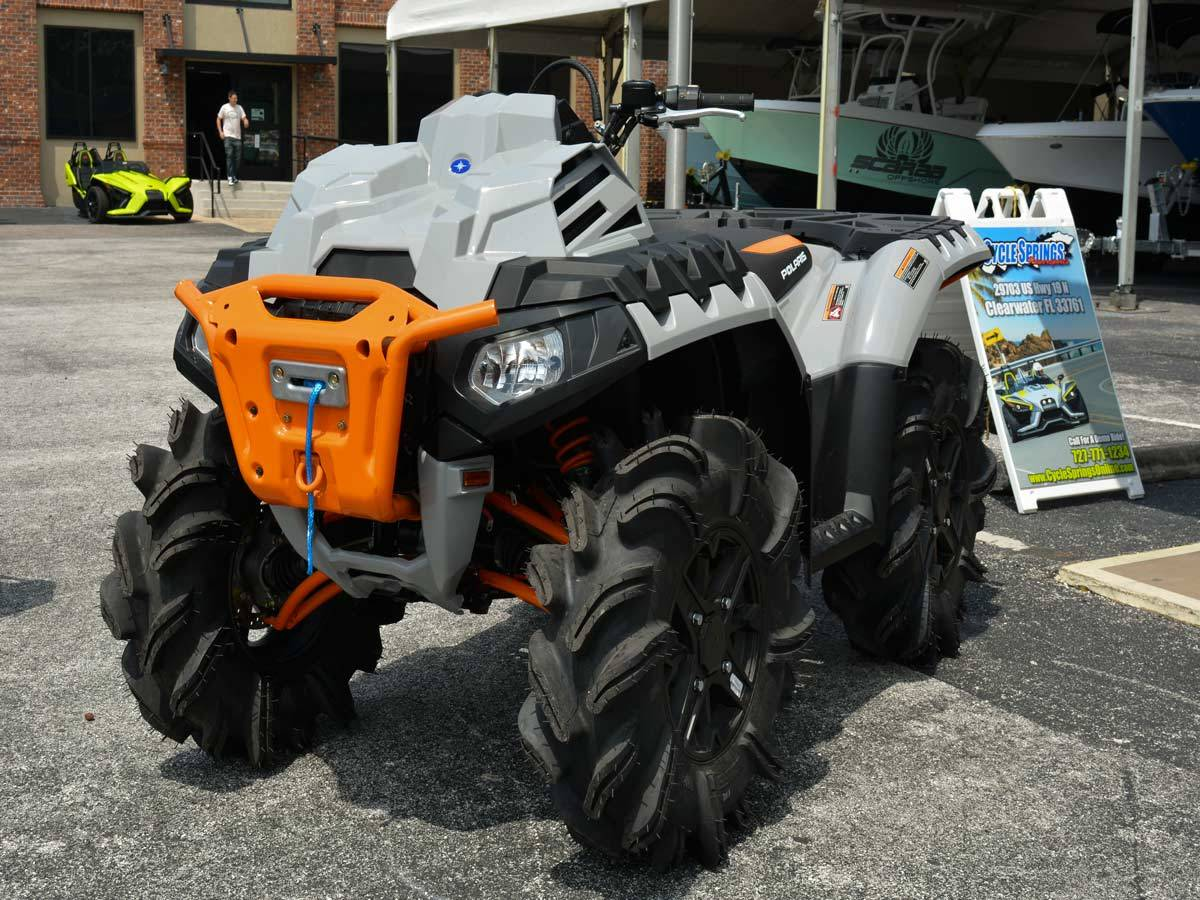 2021 Polaris Sportsman XP 1000 High Lifter Edition in Clearwater, Florida - Photo 16