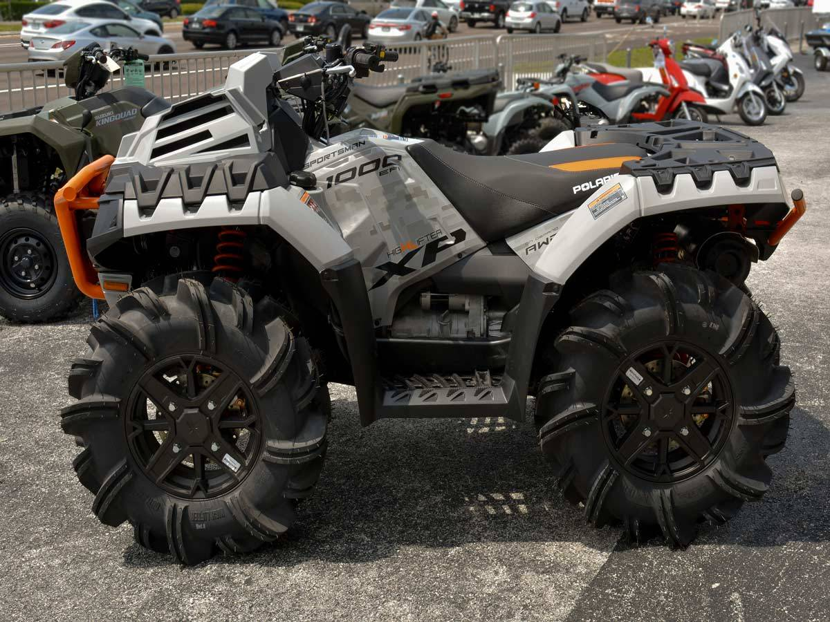 2021 Polaris Sportsman XP 1000 High Lifter Edition in Clearwater, Florida - Photo 1